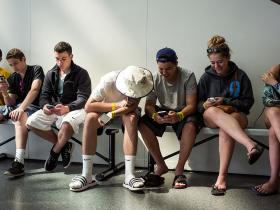 几位青少年吸毒人员的采访